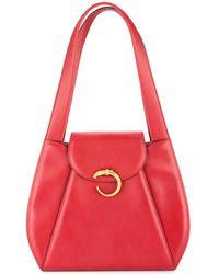 Cartier Panther Shoulder Bag - Red