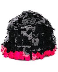 Marni - Embellished Contrast Hat - Lyst
