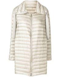 Moncler - Пальто 'citrinelle' - Lyst
