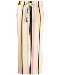 Cambio Striped Pants - Multicolour