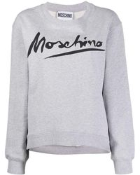 Moschino - ロゴ スウェットシャツ - Lyst