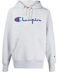 Champion - ロゴ パーカー - Lyst