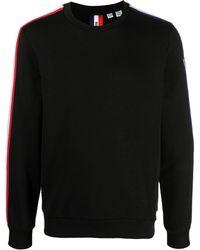 Rossignol Flag ラウンドネック スウェットシャツ - ブラック