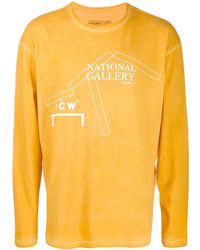 A_COLD_WALL* - National Gallery ロングtシャツ - Lyst