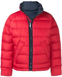 Burberry - Reversible Padded Jacket - Lyst