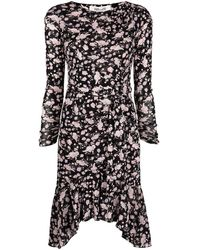 Diane von Furstenberg - Sahara メッシュベルト ドレス - Lyst