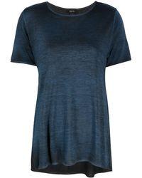 Avant Toi Tシャツ - ブルー