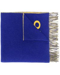Polo Ralph Lauren ロゴ スカーフ - ブルー