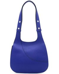 Hogan - Pebbled Shoulder Bag - Lyst