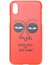 Haculla Who Can It Be Now Iphone 7/8 Plus Case - Yellow