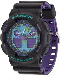 G-Shock Classic Style Ga-100bl-1aer Watch - Zwart