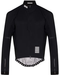 Rapha Black Race Cape Sports Jacket