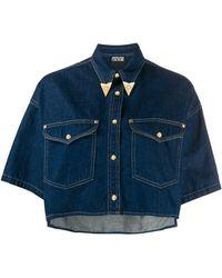 Versace Jeans Denim Shirt - Blauw