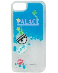 Chiara Ferragni Chiara's Palace iPhone 8 case - Blanc