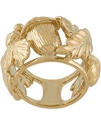 Aurelie Bidermann - 'Aurelie' Ring - Lyst