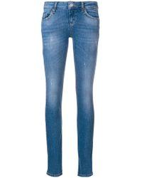 Liu Jo - Classic Slim Fit Jeans - Lyst