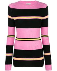 Fiorucci - Striped Knitted Top - Lyst