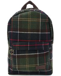 Barbour - Carrbridge Tartan Backpack - Lyst