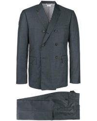 Thom Browne - Double Breasted Suit - Lyst