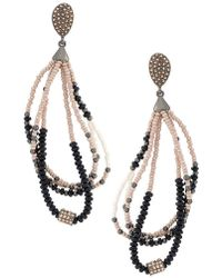Camila Klein | Beaded Earrings | Lyst