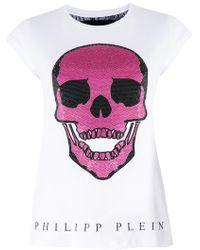 Philipp Plein - Monsinior T-shirt - Lyst
