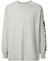 Facetasm - Sleeve Print T-shirt - Lyst
