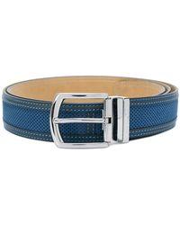 Moreschi - Buckled Belt - Lyst