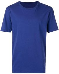 Maison Margiela ルーズフィット Tシャツ - ブルー