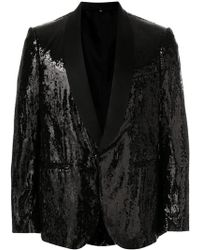 Christian Pellizzari - Sequin Smoking Jacket - Lyst