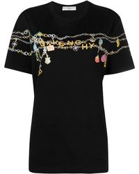 Givenchy ロゴ Tシャツ - ブラック