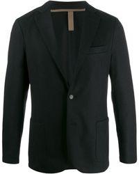 Eleventy テーラード シングルジャケット - ブラック