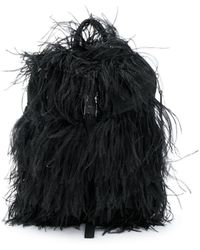 N°21 デコラティブ バックパック - ブラック
