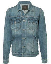 PAIGE - Scout Denim Jacket - Lyst