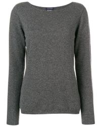 Woolrich - Square Neck Sweater - Lyst