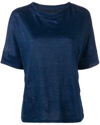 Woolrich クルーネック Tシャツ - ブルー