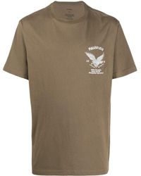 Maharishi ロゴ Tシャツ - マルチカラー