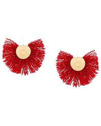 Katerina Makriyianni - Fan Earrings - Lyst