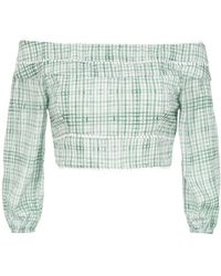 Olympiah - Riva cropped top - Lyst