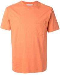 Cerruti 1881 Chest Pocket T-shirt - Orange