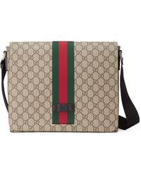 Gucci GG Supreme Messengerbag - Meerkleurig