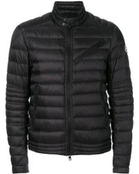 Moncler - Padded Zip Jacket - Lyst
