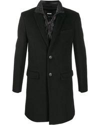 Mackage Skair レイヤード シングルコート - ブラック