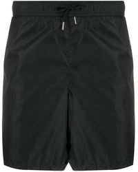 Moncler Klassieke Zwembroek - Zwart