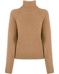 Filippa K Kathleen タートルネックセーター - ブラウン