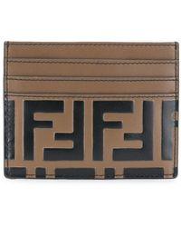 Fendi - Wallet Men - Lyst