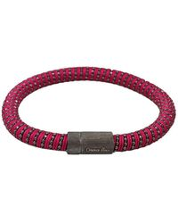 Carolina Bucci Twister Band Bracelet - Paars