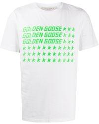 Golden Goose Deluxe Brand - ロゴ Tシャツ - Lyst