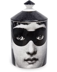 Fornasetti Profumi Don Giovanni Scented Candle (300g) - Black