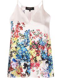 Paule Ka Floral Camisole - Meerkleurig