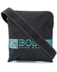 BOSS by Hugo Boss - Сумка-мессенджер С Логотипом - Lyst
